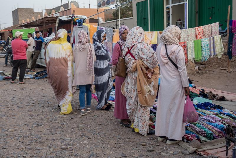 Mercado de Mhamid