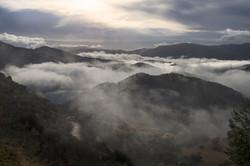 Cloud road.