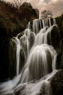 Cascada Tobera