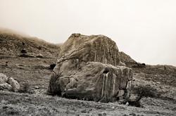 Bloque errante/Errant stone