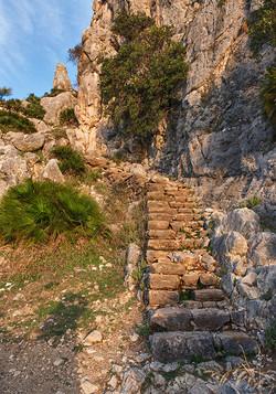 Escalerilla del Picacho
