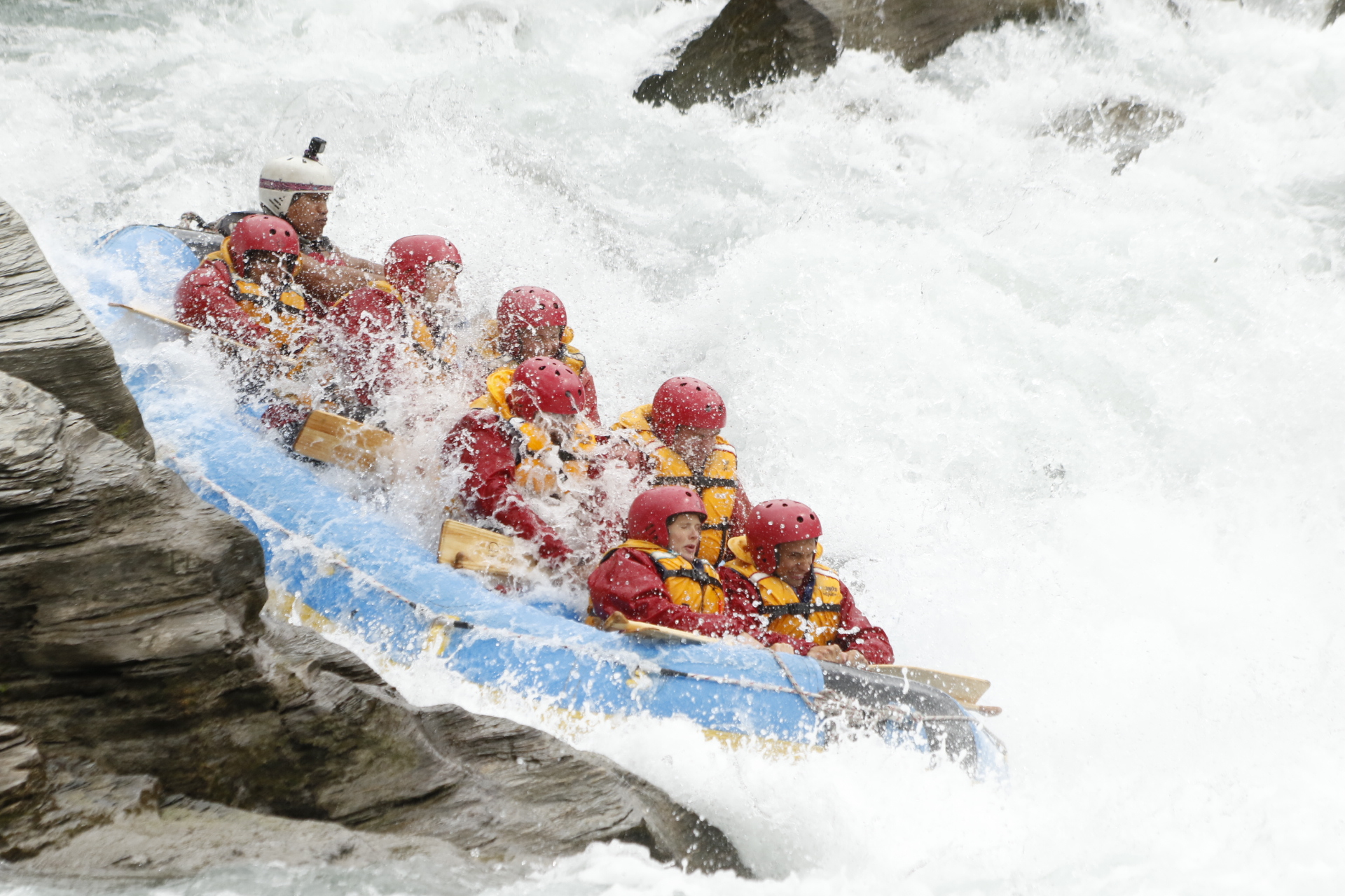 Queenstown Rafting 7 - Shotover River