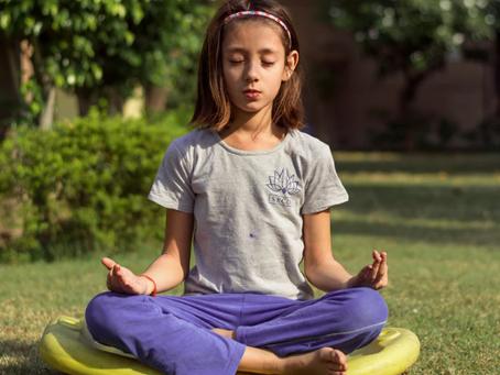 Por quê Ensinar Yoga para as Crianças?
