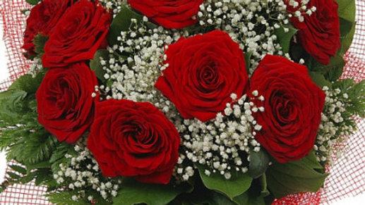 11 Roses Bouquet