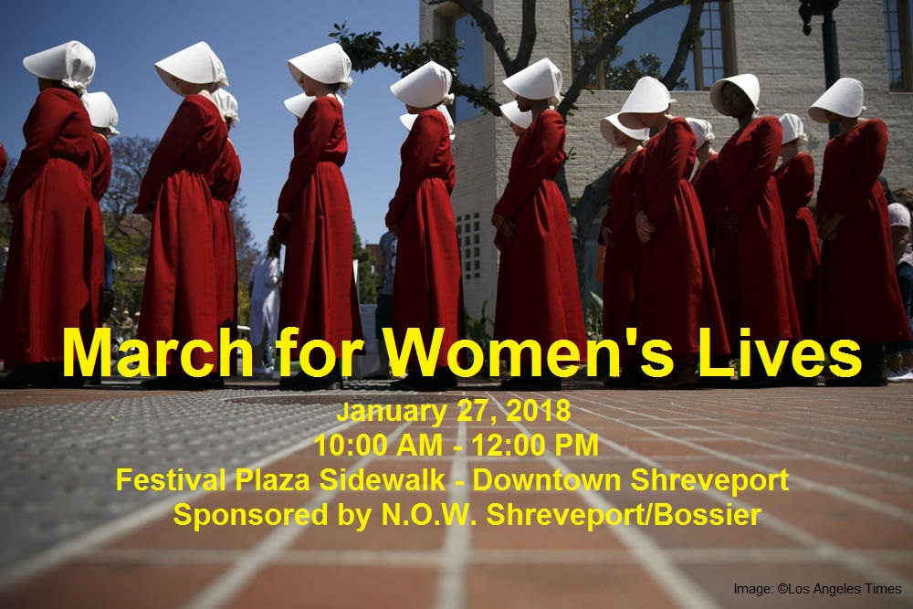 March for Women's Lives - 2018