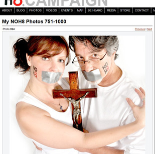 NOH8 Campaign - 2011