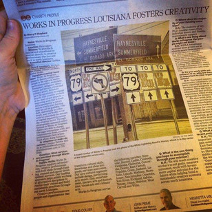 The Times: Works In Progress Louisiana