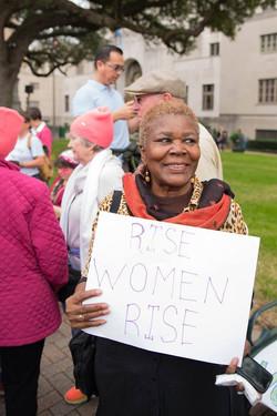 2017 Women's March - Shreveport, LA