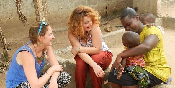 Ergo Togo bénévolat humanitaire ergothérapie paramédical Afrique