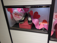 """Follow Your Heart"" Valentine's Day Shoe Campaign"