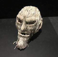 Dracula Mask Front