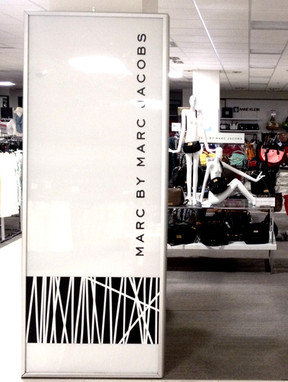Marc by Marc Jacobs In-Store Footprint