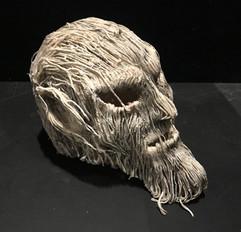 Dracula Mask Side