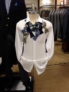 Men's Dept Bow Tie Feature