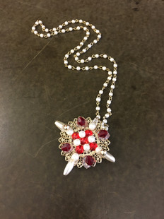 Jeweled Crucifix