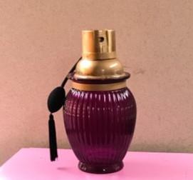 Oversized Perfume Bottle