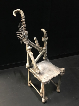 Renfield Bone Chair