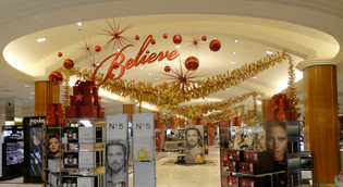 """Believe"" Holiday Campaign"