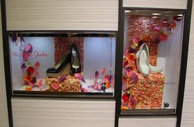 """""""The Secret Garden"""" Shoe Campaign"""