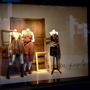 Free People Featured Window