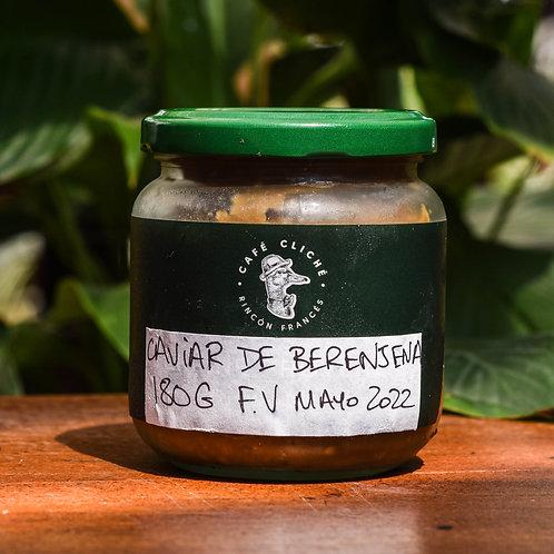 Caviar de Berenjena