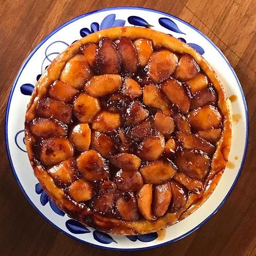 Torta Tatan, Postre Frances Medellin, Postre Frances, Patisserie Francaise, mejor postre frances, meilleur dessert Medellin