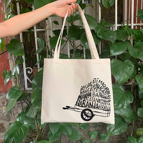 Bolsa, Street vendors medellin, Medellin regalo, turismo medellin, eco friendly gift, disenadora local, Lindsay Chandler
