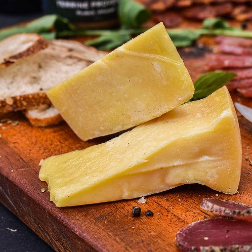 Queso tomme madurado, queso artesanal medellin, queso del campo