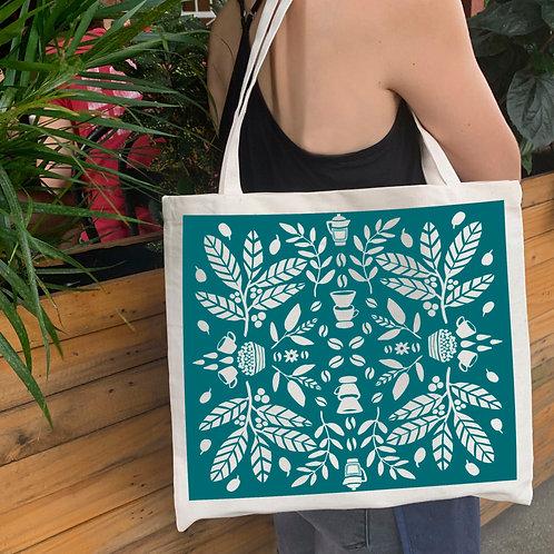 Bolsa, cafe, Medellin regalo, turismo medellin, eco friendly gift, disenadora local, Lindsay Chandler
