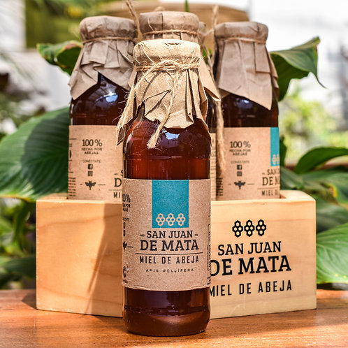 San Juan de Mata, Miel de Abeja, Miel Locales, local honey medellin