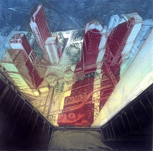 vertigo: twin trades: NYC