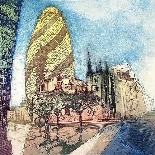 the Gurkhin: London