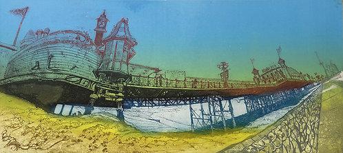 brighton pier east