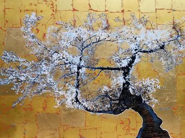 brading blossom acrylic