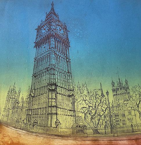 big ben: london