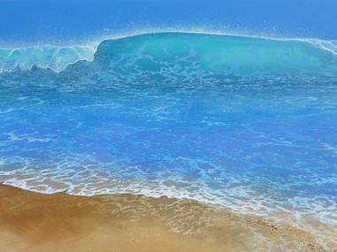 summer sea st helens