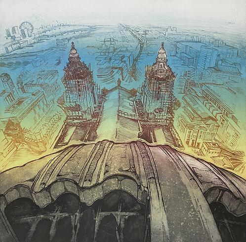 the restoration of st pauls: london
