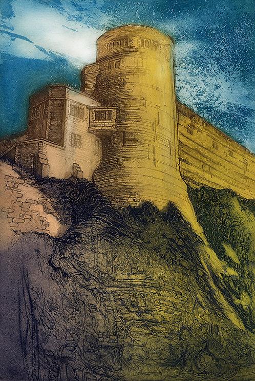 bamburgh castle I