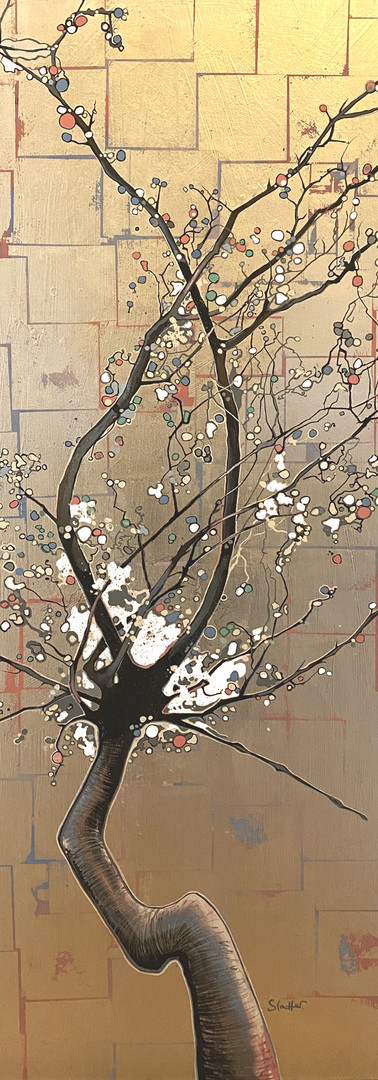 quince tree II