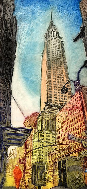 vertigo chrysler: NYC