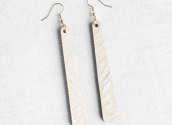 Ivory Rag Paper Slender