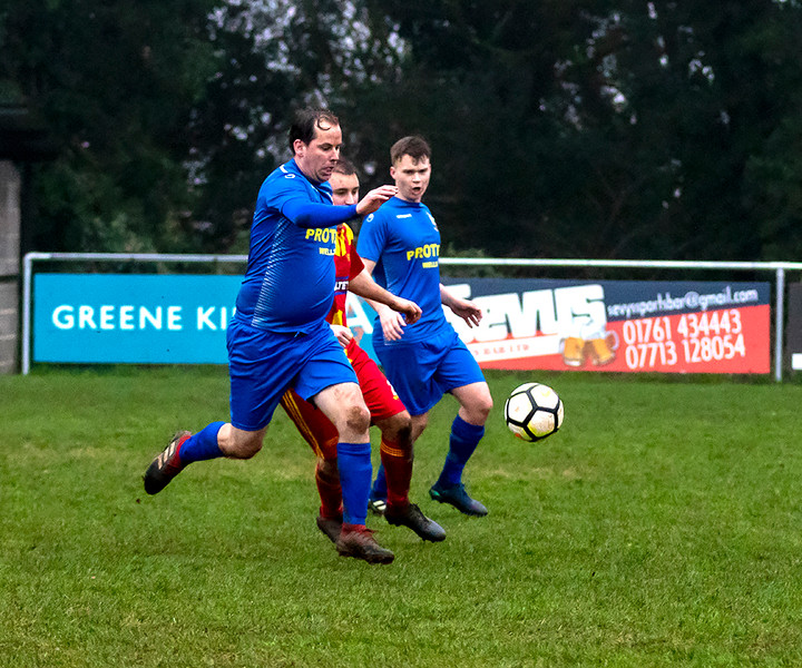 Peasedown Albion 1 V 3 Wells City A_14_25th January 2020
