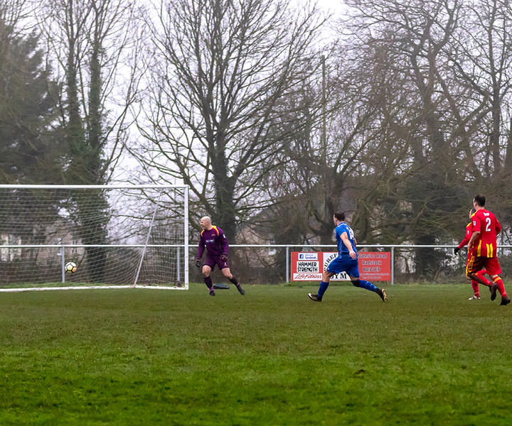 Peasedown Albion 1 V 3 Wells City A_17_25th January 2020