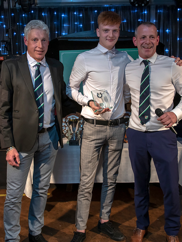 17 First Team Young Player Sam Stoppard