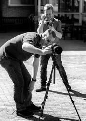 Setting the Shot