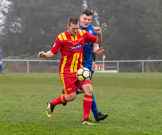 Peasedown Albion 1 V 3 Wells City A_40_25th January 2020
