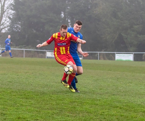 Peasedown Albion 1 V 3 Wells City A_34_25th January 2020