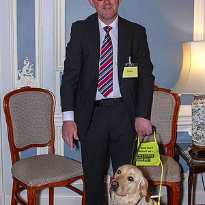Blind Veterans UK Hook Reunion