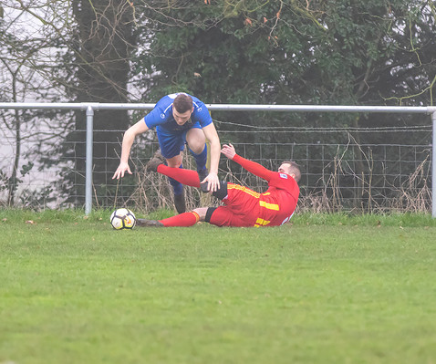 Peasedown Albion 1 V 3 Wells City A_31_25th January 2020