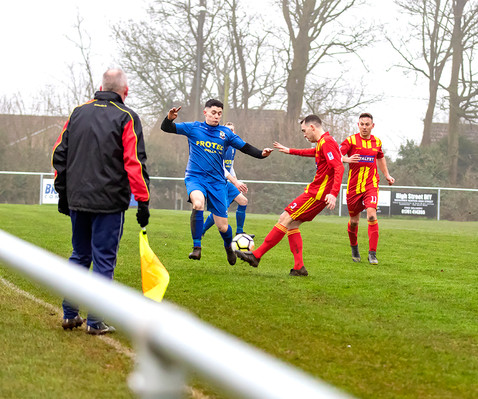 Peasedown Albion 1 V 3 Wells City A_37_25th January 2020